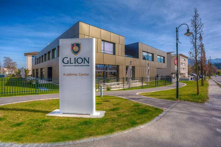 Glion Institute of Higher Education, Glion & Bulle