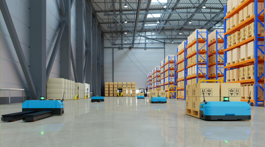 What Type Of Business Is Amazon Warehouse