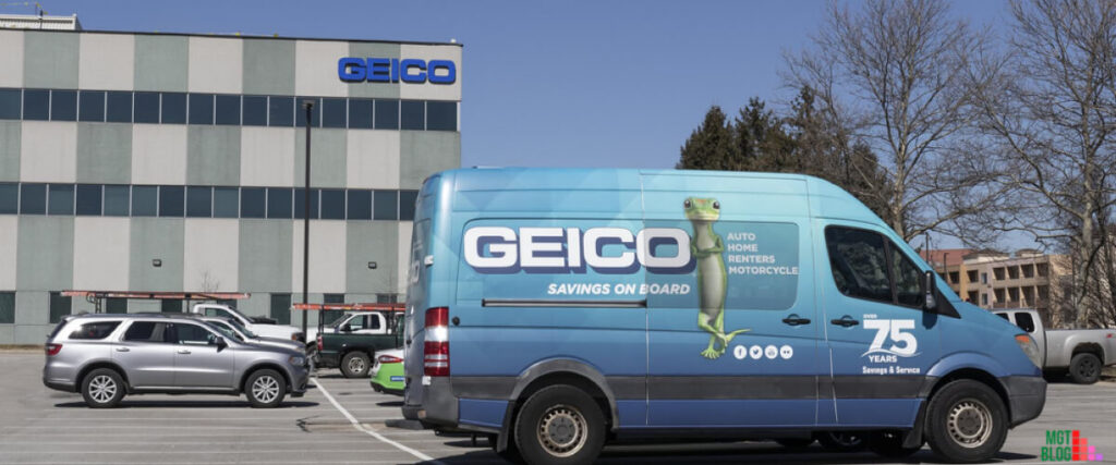 Geico NAIC Number On Geico Insurance