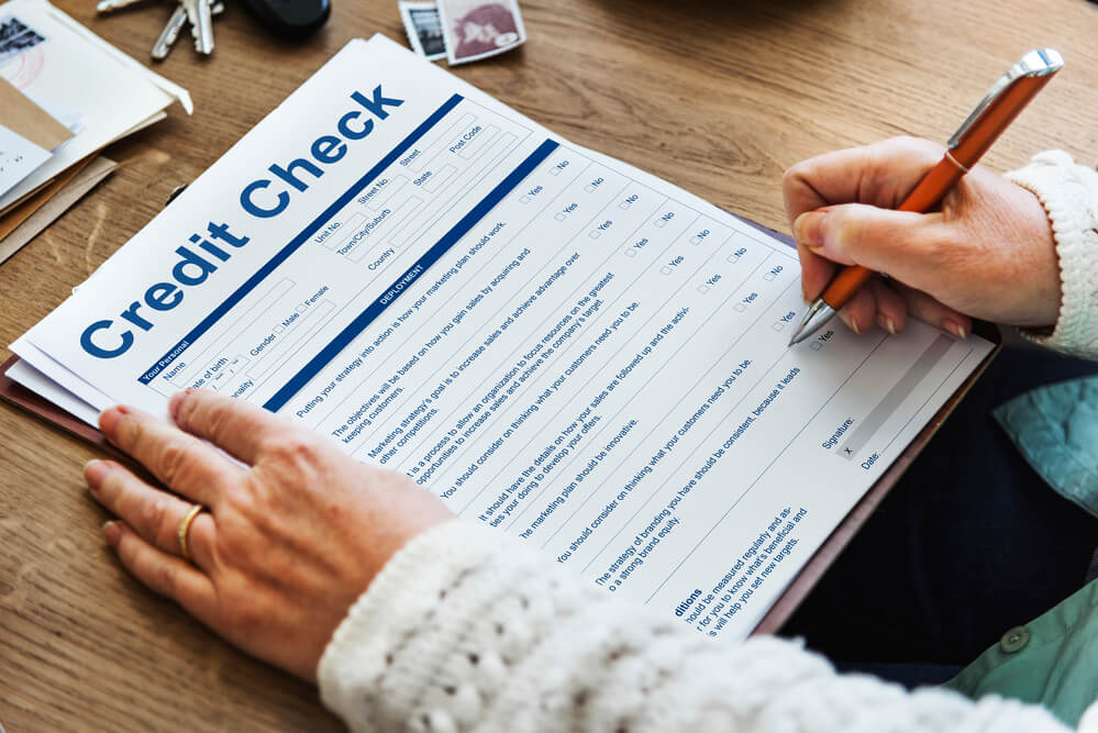 Personal Information With Those Of Credit Bureau Records